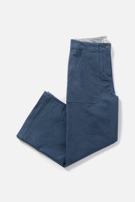 Bridge & Burn Gladstone Pant - Steel Blue