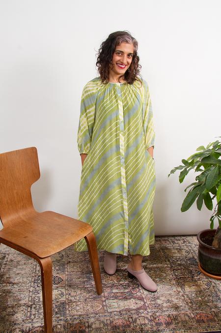 Bhoomki Pakka Dress - Leheriya