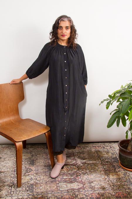 Bhoomki Pakka Dress - Silk Habotai