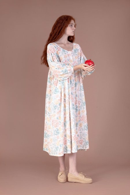 Meadows Aster Dress - Floral