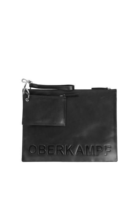Oberkampf Large Document Holder - Black