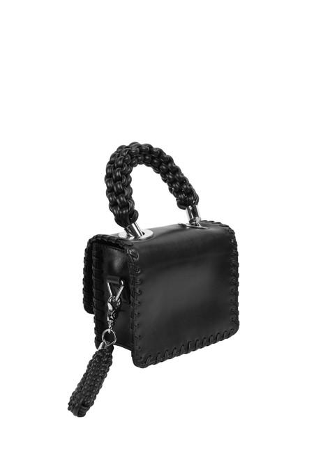 Oberkampf Small Shoulder Bag - Black