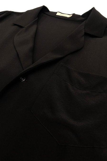 6397 PJ Shirt - Black