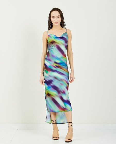 Daily Paper Hine Dress - TROPICAL