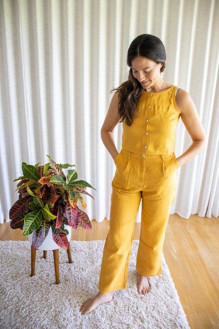 Paloma Wool Colombine Top - Ochre