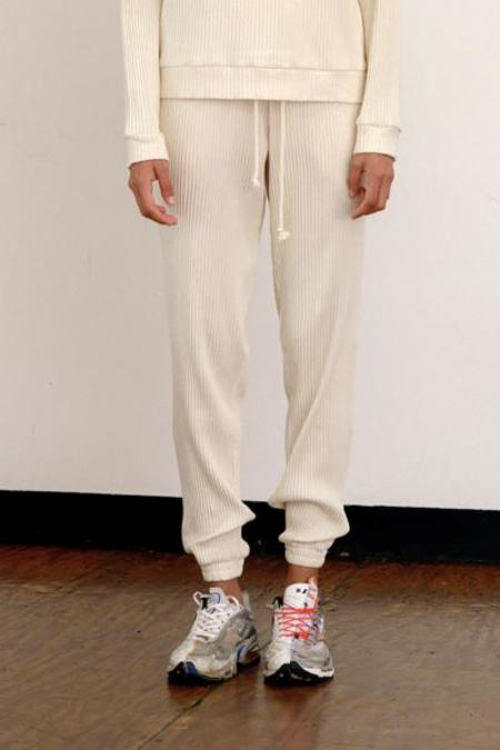 Baserange rib sweat pants