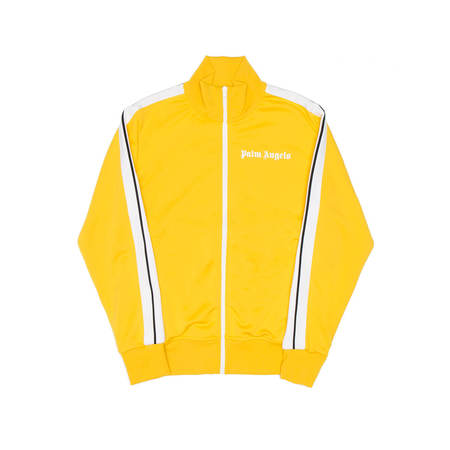 PALM ANGELS Classic track top - Yellow