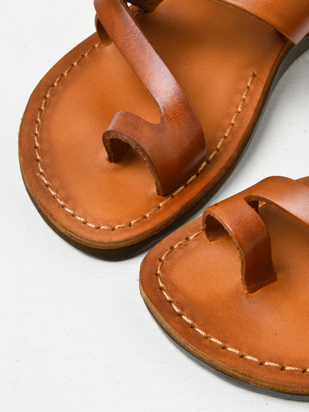 Jerusalem Sandals NO.501 BENJAMIN - HONEY