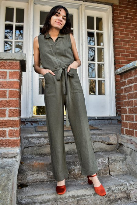 Dagg & Stacey Maguire Jumpsuit - Sage