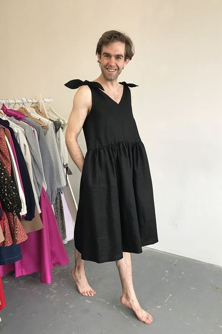 Eliza Faulkner Bunni Dress - Black