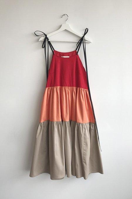 Eliza Faulkner Cece Dress - Colourblock