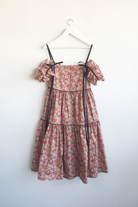 Eliza Faulkner Dress - Flora