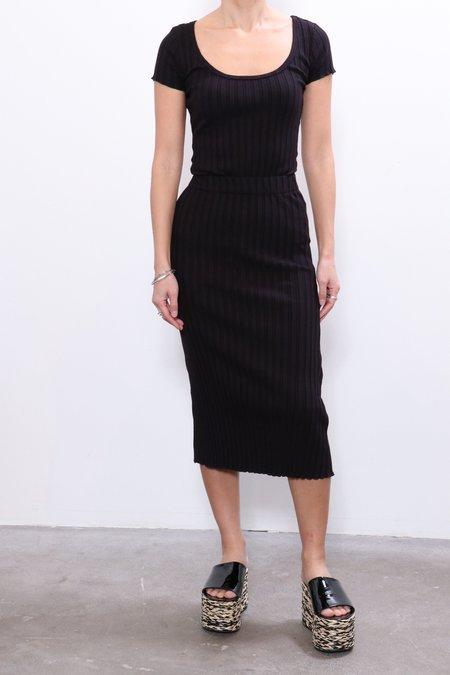 Simon Miller Mayer Skirt - Black