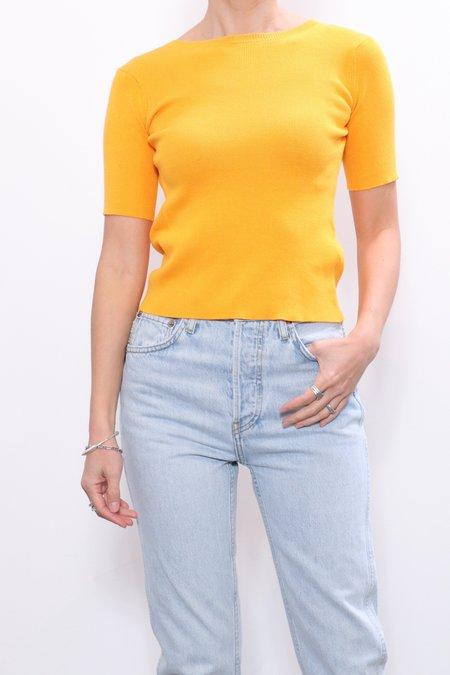 Simon Miller Novi Sweater - Sunset Orange