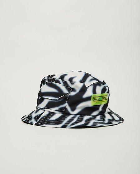 Daily Paper Hezup Hat - Blur Zebra