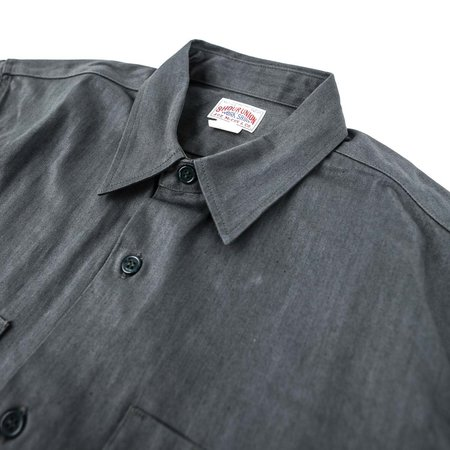 The Real McCoy's & Co. Workshirt Long Sleeve