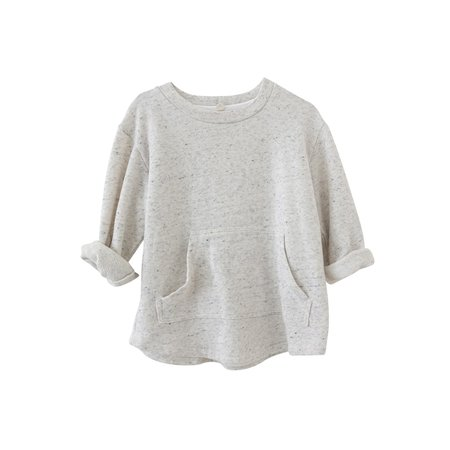 Kids nico nico Mikey Speckled Pullover