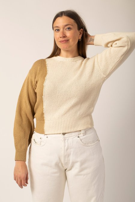 Paloma Wool Camu Sweater - Light Brown