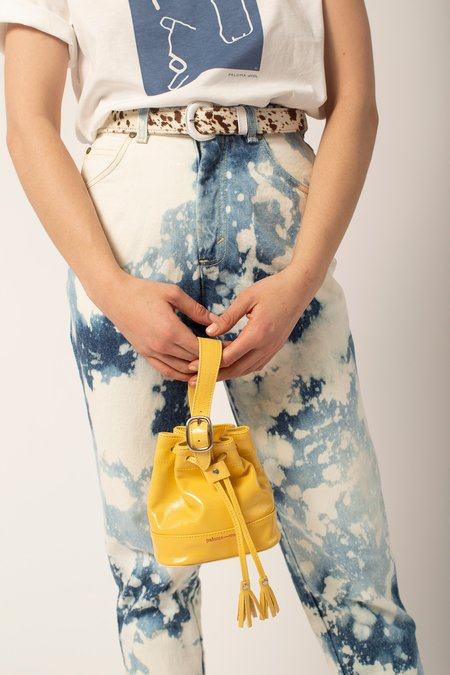 Paloma Wool Maravilla Bag - Yellow