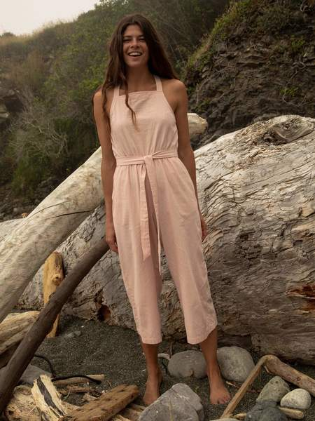Mollusk Canyon Jumpsuit - Pink
