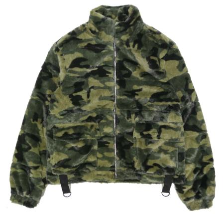 Lifted Anchors Headey Fur Down Jacket