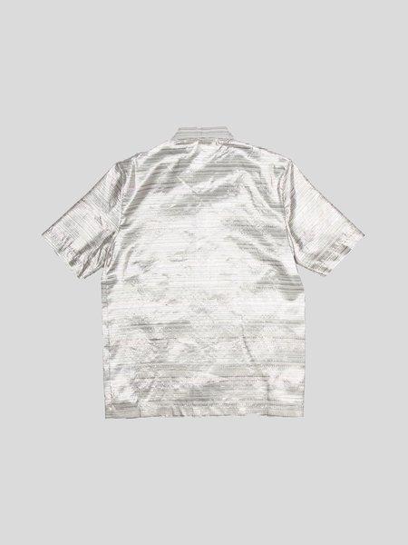 Sefr Suneham Shirt - Metallized Multi Stripe