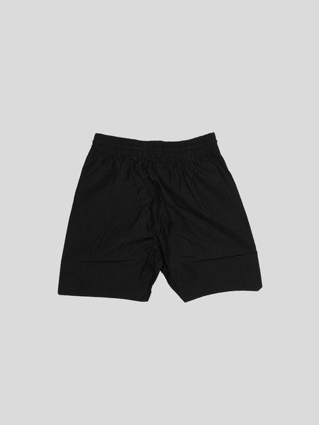 Wings+Horns Woven Classic Nylon Short - Black