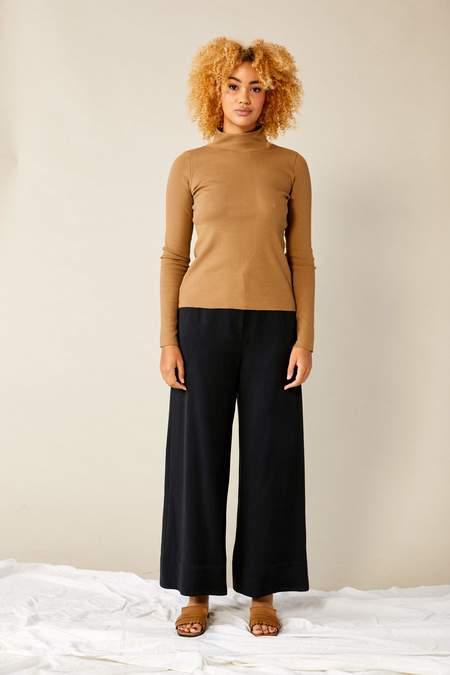 Lois Hazel Straight Pant - Black