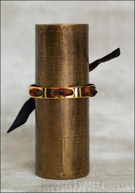 Annee Classic Scarf Bracelet
