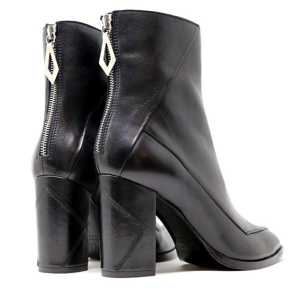 Sylven New York Almasi Calf Leather Boots - Black