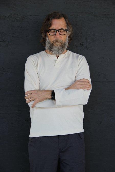 Jackman Henleyneck Long Sleeve T Shirt