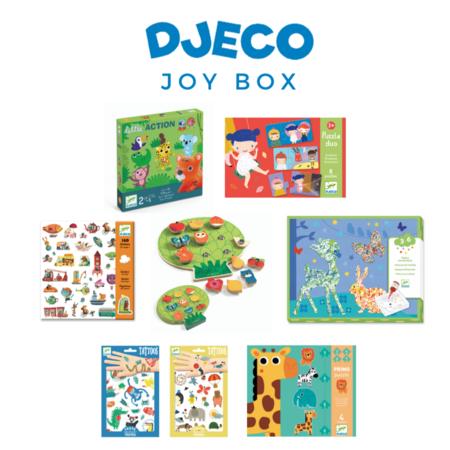 djeco joy box for ages 2-4