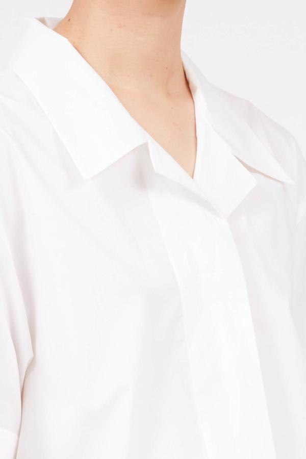MM6 Maison Margiela Camp shirt - White