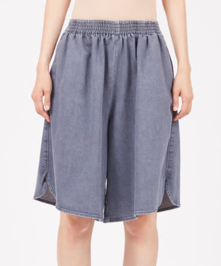 MM6 Maison Margiela Oversized Athletic Short - Denim