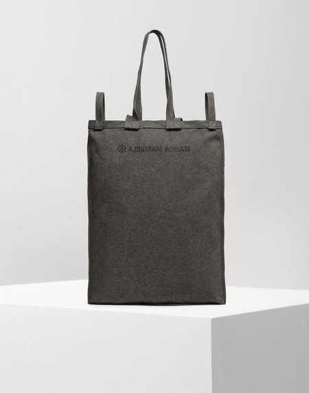 MM6 Maison Margiela 6 handle tote bag - Military Green