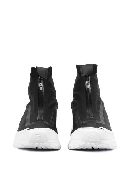 11 BY BBS X SALOMON - black/white bamba 2