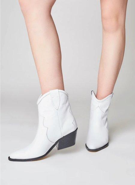 Stivali Sharp Boot - White