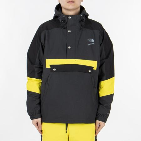 The North Face 90 Extreme Wind Anorak - Asphalt Grey Combo