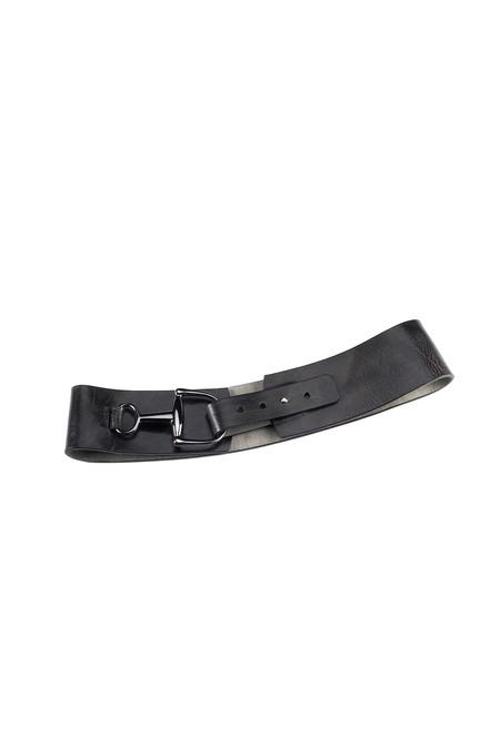 Brave Leather Tamma belt - black