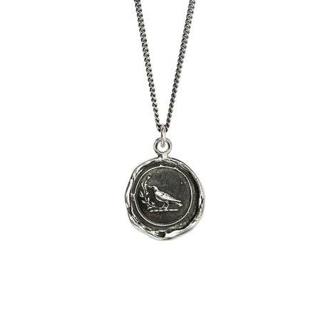Pyrrha Creativity Talisman - Silver