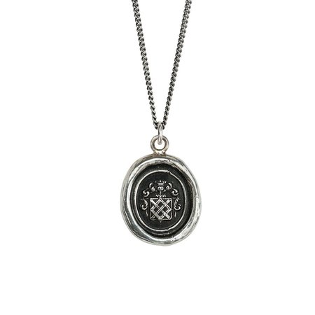 Pyrrha Inseparable Talisman - Silver