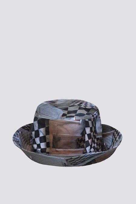 Clyde Ebi Bucket Hat - Maya Beaudry Check