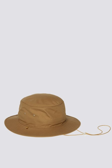 Clyde Water Resistant Trail Hat - Tan