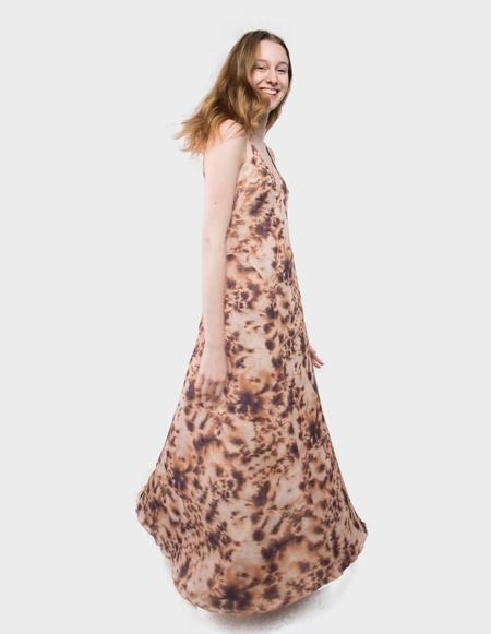 Nanushka Corinne Dress - Tie Dye