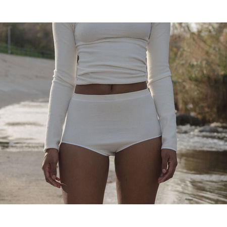 Baserange Aid Pants - off white
