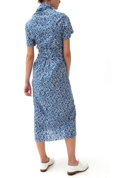 Caron Callahan Jocelyn Dress - Blue