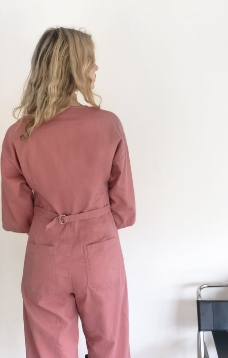 loup Ari Jumpsuit - Rose