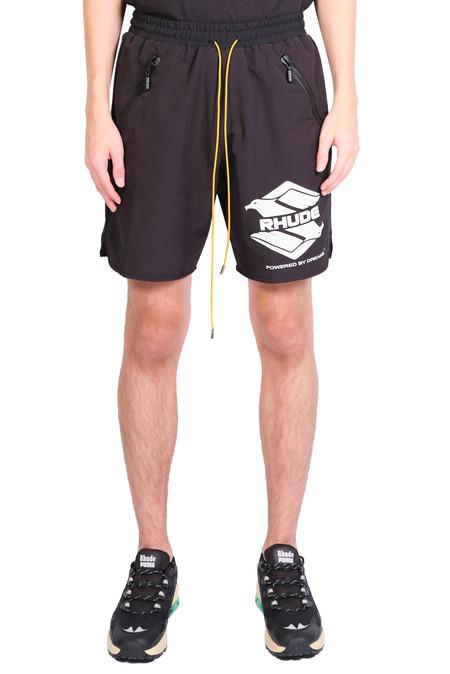 RHUDE Ranger Swim Shorts - Black