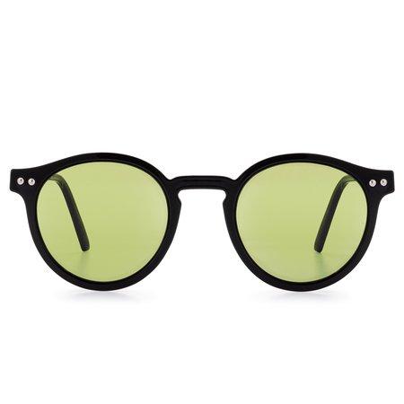 Spitfire Brit Summer Sunglasses, Black/Olive