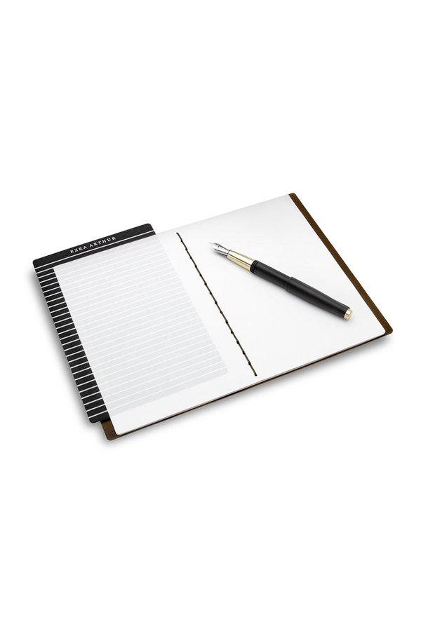EZRA ARTHUR Medium Notebook